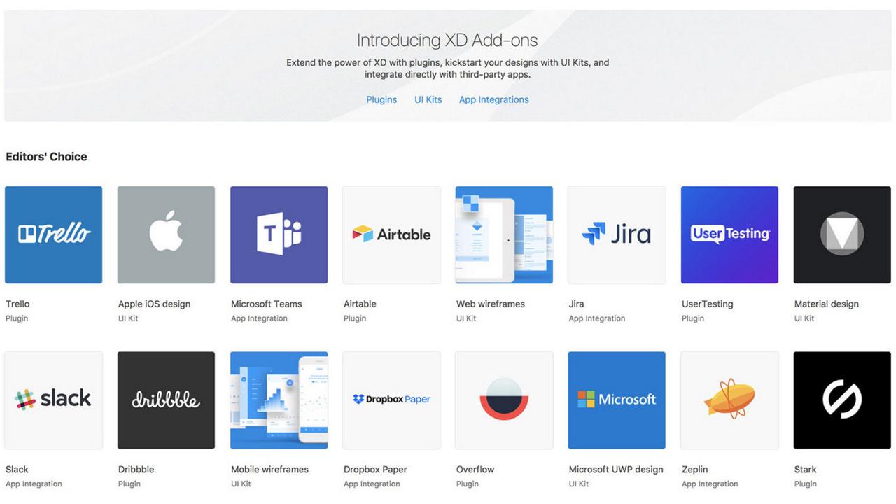 Adobe на MAX запустили экосистему XD