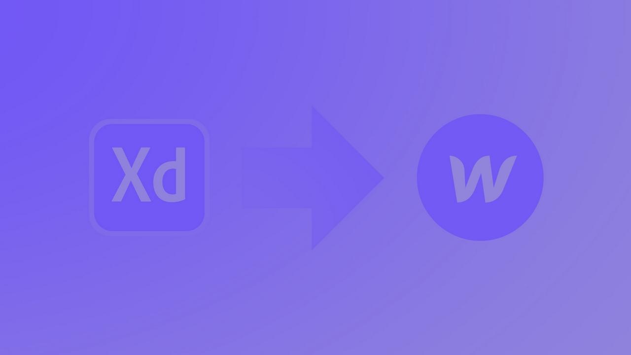 Из Adobe XD в Webflow: Как превратить свои прототипы в живые сайты