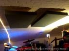 Proberaum: Schallabsorber, Beleuchtung (Verbesserung)