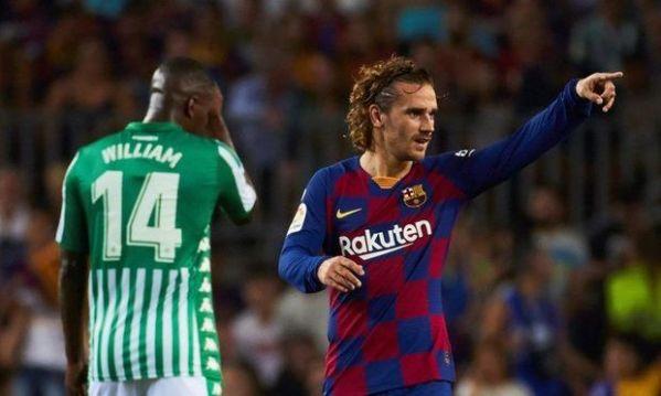 Qrizmann dubl edərək Barselonada ilk qollarını vurdu - Xəbər24
