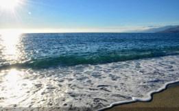 Νότια του Ρεθύμνου,μια απο τις πιο αγαπημένες μας παραλίες...Τριόπετρα!