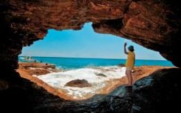 σπηλια αγ Παντελεημωνα