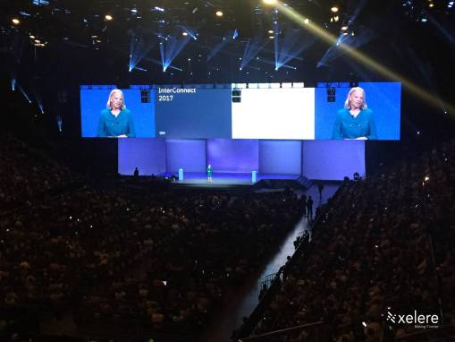 Xelere en IBM Interconnect Las Vegas 2017