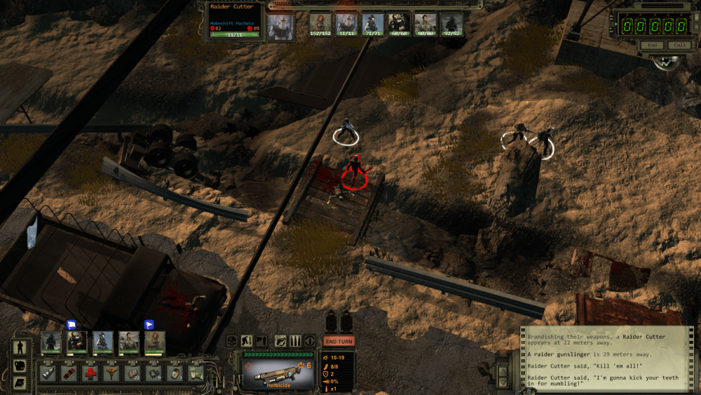 Review and Tips: Wasteland 2 (5/6)