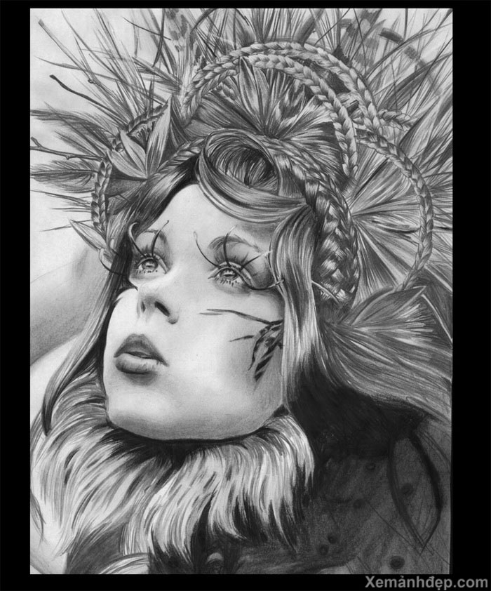 Amazing pencil art photos-Pencil art pictures | Xemanhdep ...