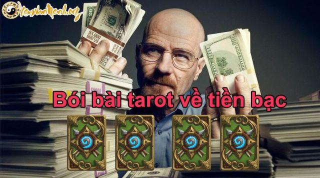 Bói bài tarot về tiền bạc