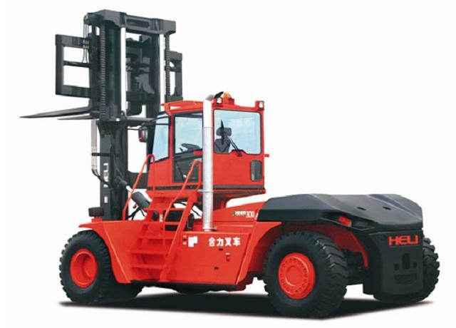 Xe nâng Heli 30 tấn