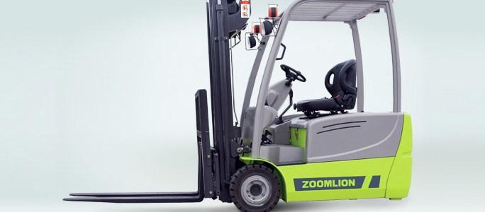 Xe nâng điện ngồi lái Zoomlion