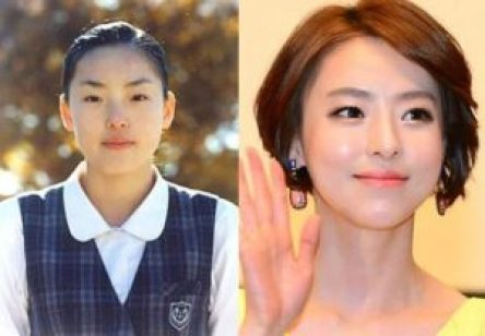 While most Korean celebrities choose to be more private about plastic surgery, here's a list of 9 Korean Actors admitting to have plastic surgery done - Lee Da Hae