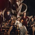"""Cover - """"The Penthouse"""" has surpassed 20 percent in viewership ratings!"""