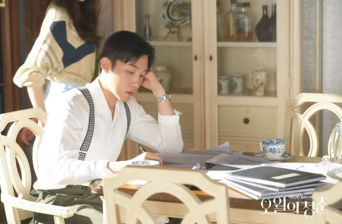 Pic 2 - Geum Sae Rok and Lee Sang Yi have great sibling chemistry