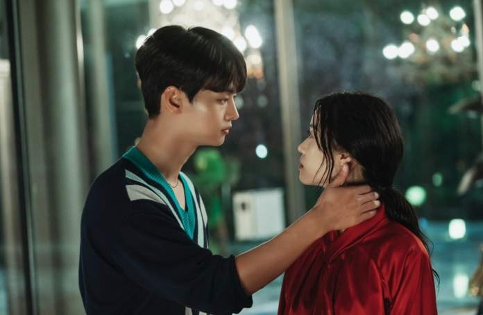 """Pic 1 - Cha Hak Yeon picked his favorite scenes from """"Mine"""""""