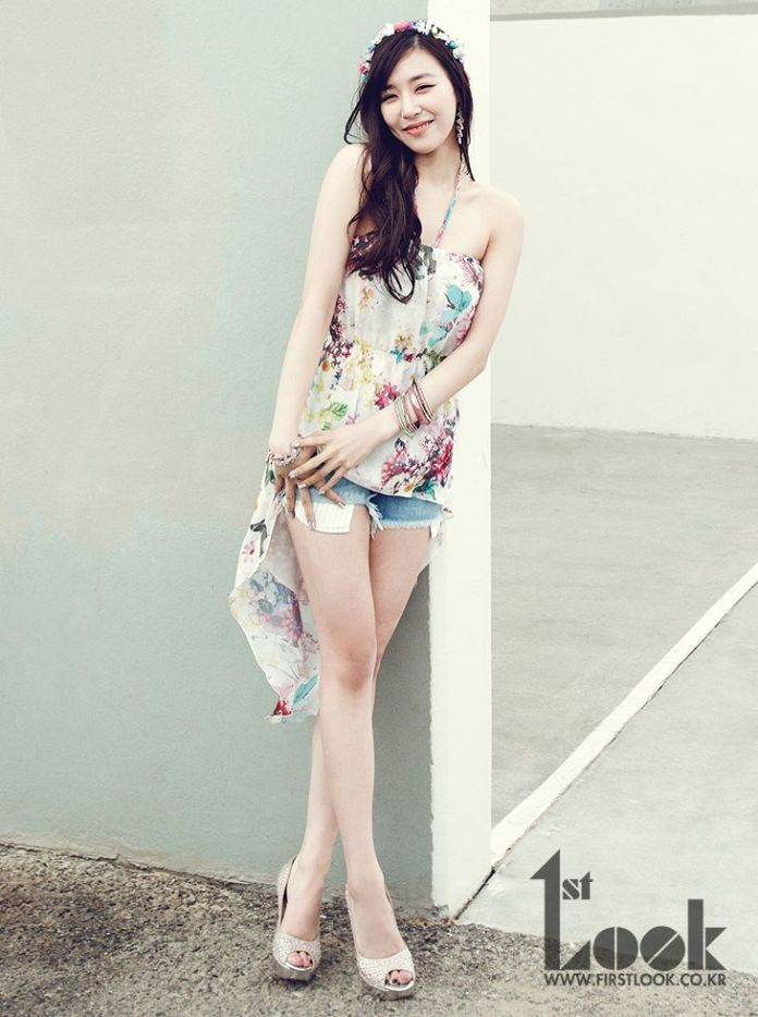 Pic 3 - Full profile of Tiffany (SNSD)