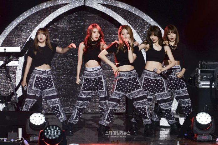 Pic 1 - Why does 4MINUTE disband?