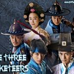 The Three Musketeers (2014) poster