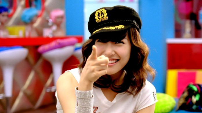 Pic 5 - Full profile of Tiffany (SNSD)