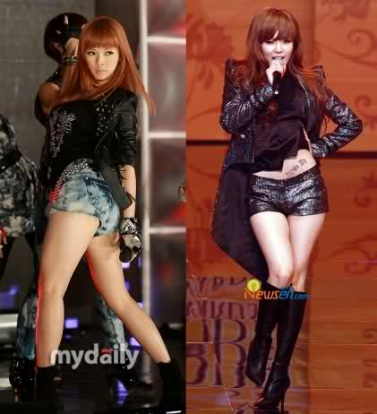 Pic 4 - Discover HyunA's diet