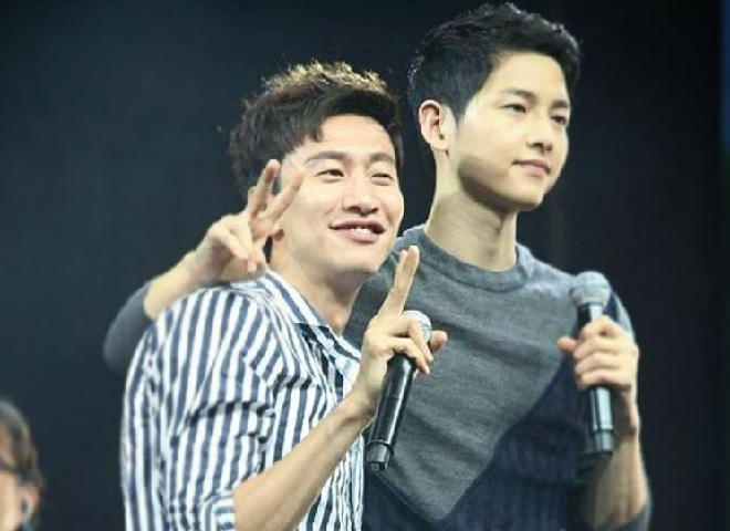 Pic 1 - Do you know about the friendship between Song Joong Ki and Lee Kwang Soo?