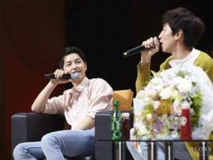 Pic 7 - Do you know about the friendship between Song Joong Ki and Lee Kwang Soo?