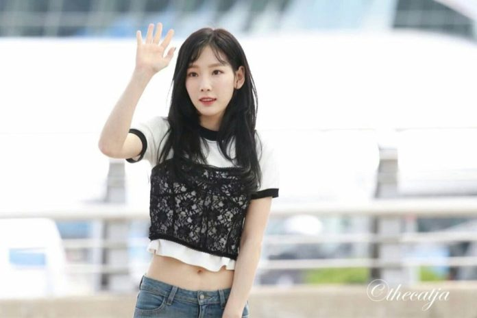 Pic 2 - Do you know Taeyeon's weight loss?