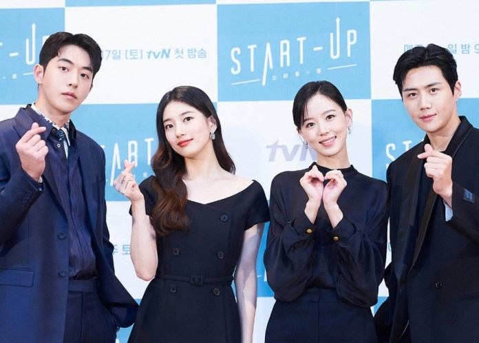 Cover - Do you know the truth behind the name of Start Up's characters?