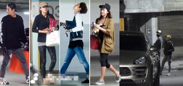 Pic 1 - Do you know the relationship between Jeon Hye Bin and Lee Joon Gi?