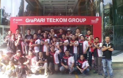 KOPDAR : DXIC Tangerang Raya NGOBRAS Bareng Telkom