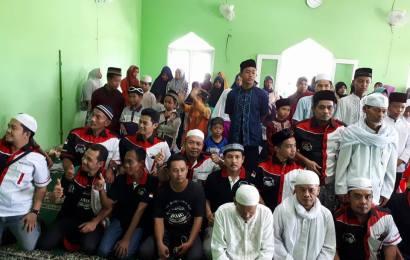 DXIC Tangerang Raya bakti sosial santunan anak yatim di Pasar Kemis Tangerang