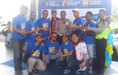 3 pesan Coaching Clinic Safety Riding Jasa Marga Fun Rally kepada DXIC