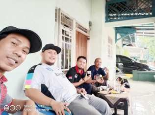 Kopdardak DXIC Wilayah Tangerang Bersama Sekjen