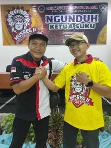 Sertijab Ketua Reg JB 2021-2024