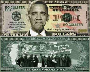 Obama dollar.