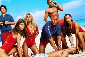 <i>Baywatch</i> Review &#8211; Hammier Than A Sandwich &#038; Just As Delicious