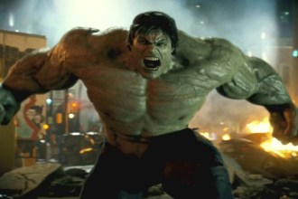 The Incredible Hulk Header
