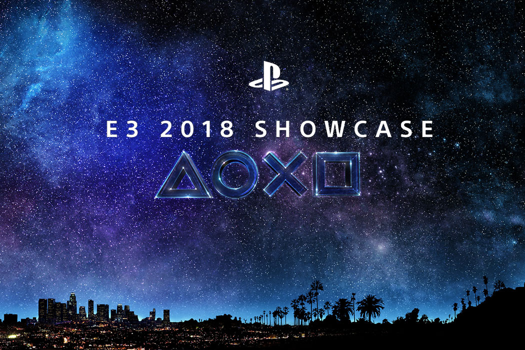 Playstation At E3 2018
