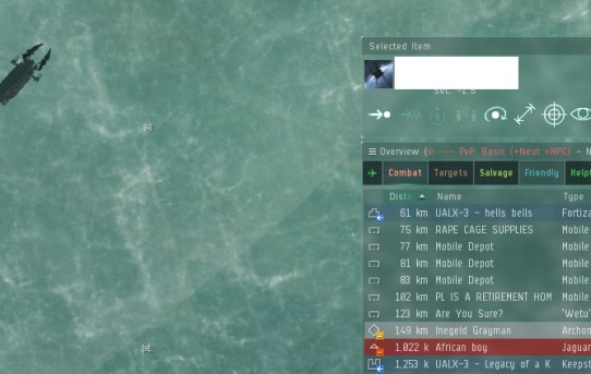 Reflecting Back on 2018 in Eve Online