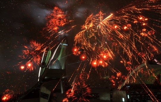 New Year and New Goals in Eve Online