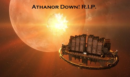 Athanor Down! A Tale of Loss