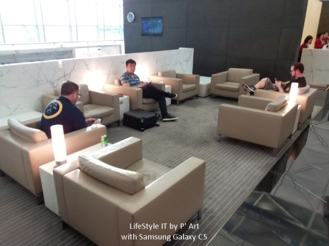 Review Cathay Pacific airline business class (39)