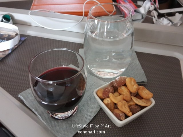 Review Cathay Pacific airline business class (5)