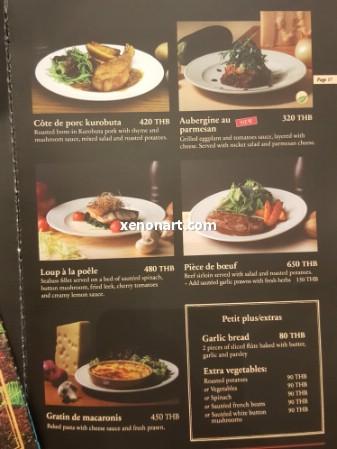 Paul menu price (2)