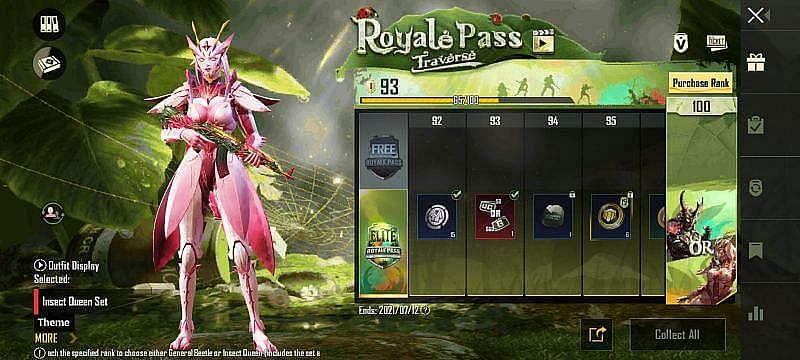 BGMI New Royale Pass and 1.5 Update