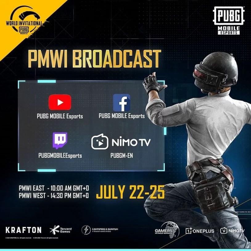 PMWI West Broadcast
