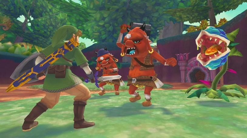 The Legend of Zelda Skyward Sword HD image 2