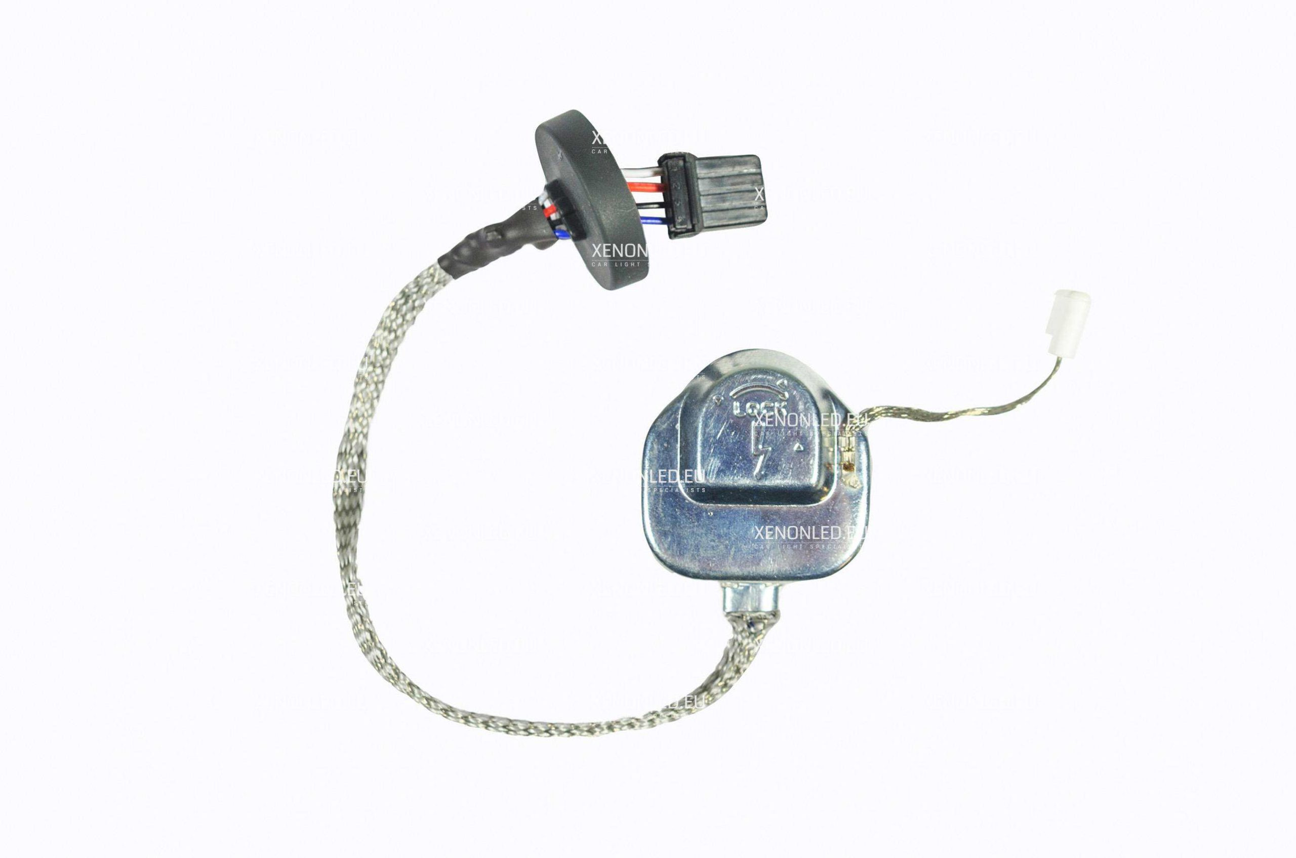 How Do I Wire A Ballast And Ignitor / W3t19371 Hid Ballast