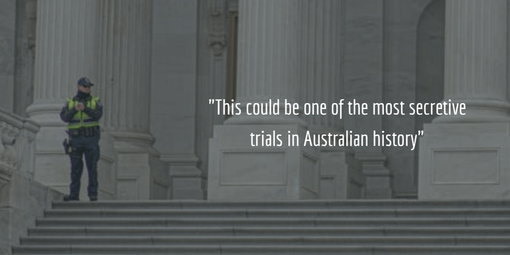 This may be the most secret trial in Australian history