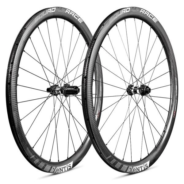xentis-squad-4-2-race-gravel-disc-brake-white-set-wheels