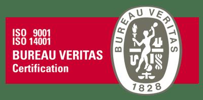 Bureau Veritas ISO 9001 and ISO 14001 for Xenum
