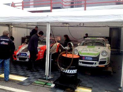 Porsche GT3 Cup in Benelux