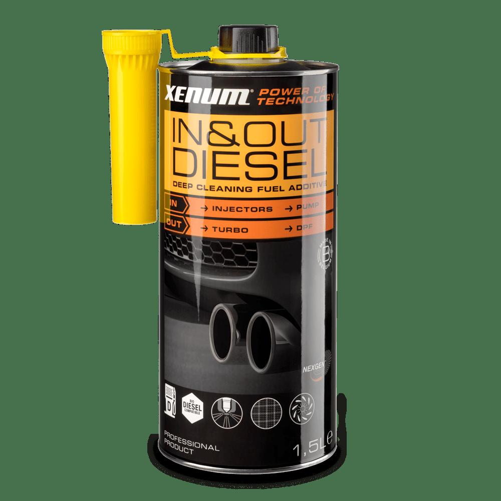 In & Out Diesel - 1,5 Bottle